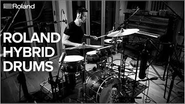 featured-video:Hybrid Drums - Enhance Your Acoustic Drum Sound #1
