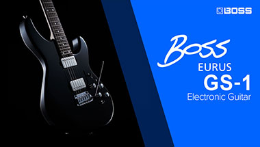 EURUS GS-1 Electronic Guitar