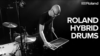 featured-video:Hybrid Drums - Expand Your Acoustic Drum Sound With Michael Schack