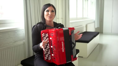 Neta Skog's first impressions of Roland FR-4x V-Accordion
