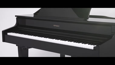GP607 Digital Grand Piano for your living space