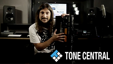BOSS TONE CENTRAL GT-100 played by Rafael bittencourt