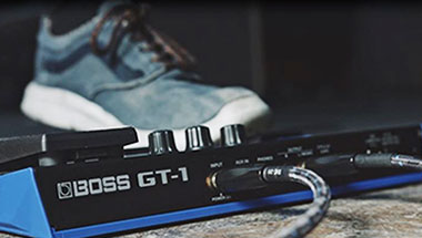 GT-1 Guitar Effects Processor