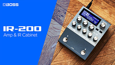 Introducing IR-200 Amp & IR Cabinet