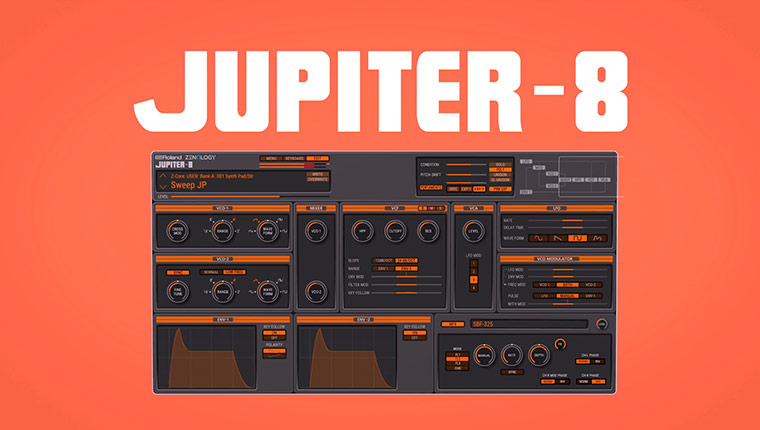 JUPITER-8 Model Expansion