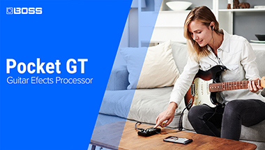 Pocket GT - The Future of Learning Guitar