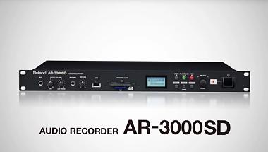 AR-3000SD プロモーション・ムービー