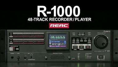 R-1000プロモーション・ムービー