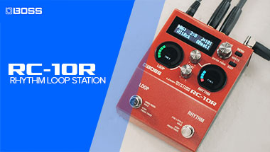 featured-video:RC-10R Rhythm Loop Station