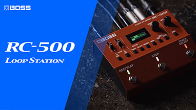 featured-video:RC-500 Loop Station