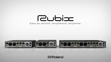 Rubix — Portable, Powerful USB Audio Interface