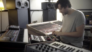 TR-08 & SH-01A with Mathew Jonson
