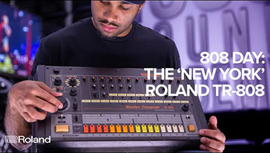 808 Day: The 'New York' Roland TR-808