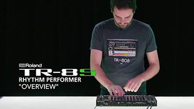 Roland TR-8S: Overview