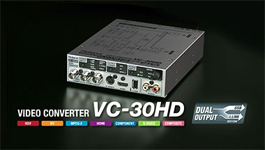 VC-30HD Promotional Video