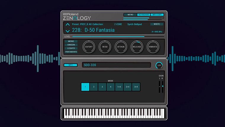 ZENOLOGY Software Synthesizer