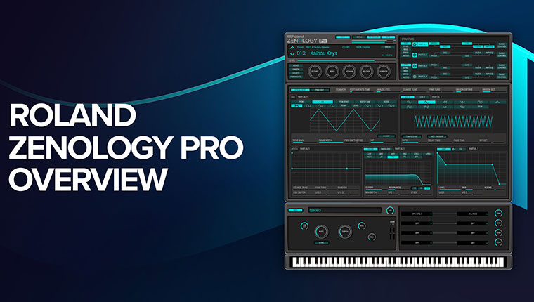 Introducing Roland ZENOLOGY Pro