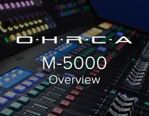OHRCA M-5000 Overview