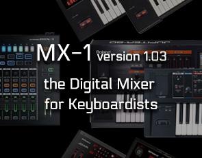 MX-1 Version 1.03