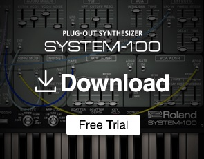 SYSTEM-100 PLUG-OUT FREE TRIAL