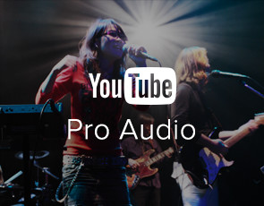 Youtube Pro Audio