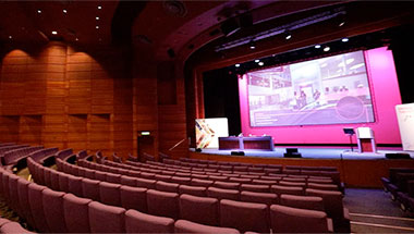 V-600UHD switcher proves to be a wise investment for EICC