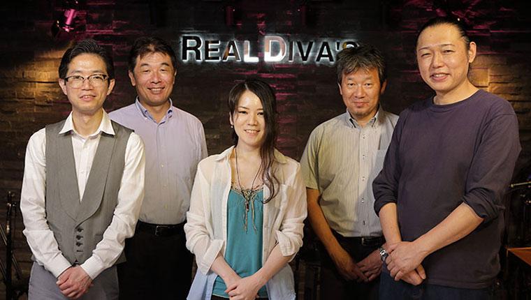 REAL DIVA'S entra en una nueva fase con el V-8HD