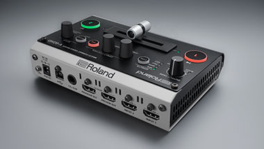V-02HD Multi-Format Video Mixer