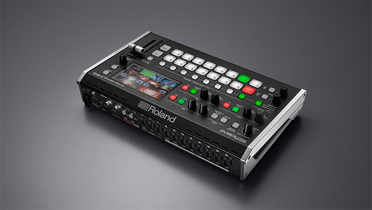V-8HD HD Video Switcher