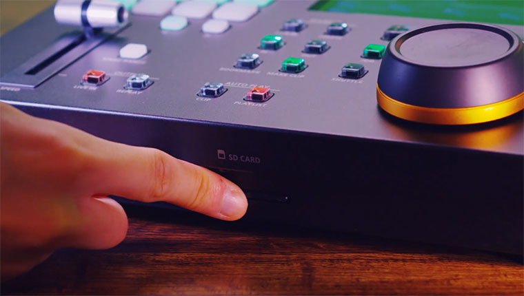 Overview of Roland P-20HD Video Instant Replayer