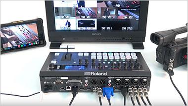 V-60HD Tutorial Videos