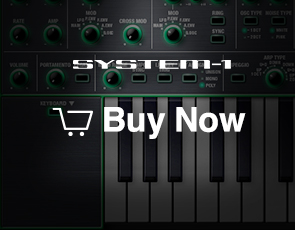 SYSTEM-1 Software Synth Buy Now