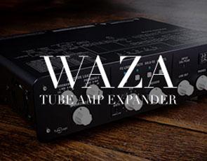 WAZA Tube Amp Expander