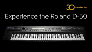 D-50 30th Anniversary