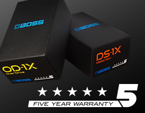 5 Year Warranty
