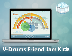 V-Drums Friend Jam Kids