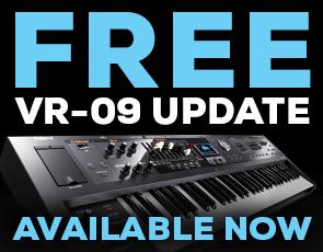 VR-09 Update v1.03