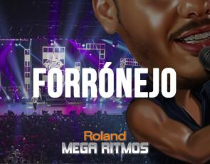 Forrónejo | Roland Mega Ritmos