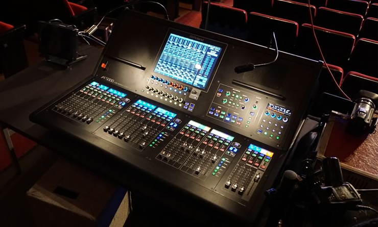 タムコが導入したローランド O・H・R・C・A M-5000