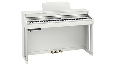 家庭向けデジタルピアノのホワイト・モデルを台数限定で販売