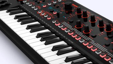 <アナログとデジタル>2種類の音源方式をコンパクトボディに凝縮