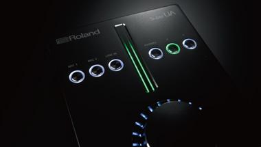 ハイレゾでのオーディオ・リスニングや音楽制作に対応。USBオーディオ・インターフェース発売