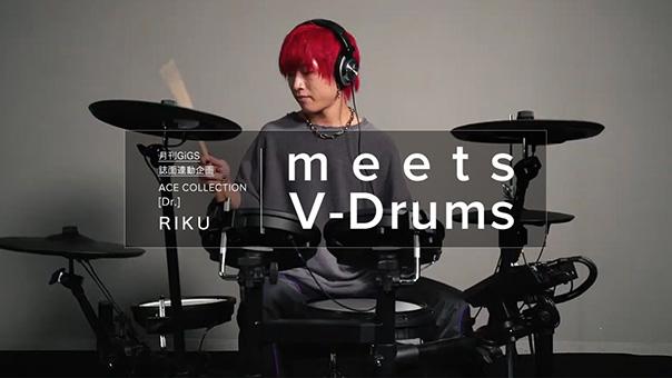 RIKU meets V-Drums TD-27KV / TD-17KVX-S