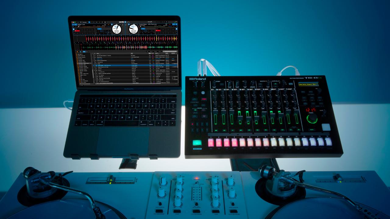 RESET THE DJ SET