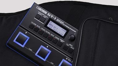 プロ・レベルのサウンドを小型・軽量ボディに凝縮したギター用マルチエフェクター発売