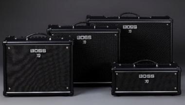 ロック向けギターアンプの新シリーズ『KATANA』アンプをBOSSから発売
