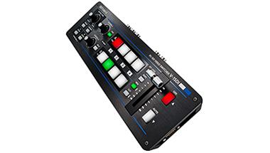 省スペース設計のプロ仕様ビデオ・スイッチャー発売