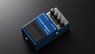 演奏のダイナミクスを最適に調整する最新型コンプレッサーを発売