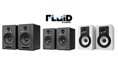 「Fluid Audio」ブランドのモニター・スピーカー輸入販売を開始