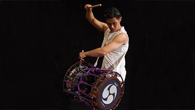 太鼓芸能集団「鼓童」と世界初の電子和太鼓を共同開発